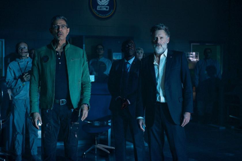 Independence Day: Resurgence - Jeff Goldblum & Bill Pullman