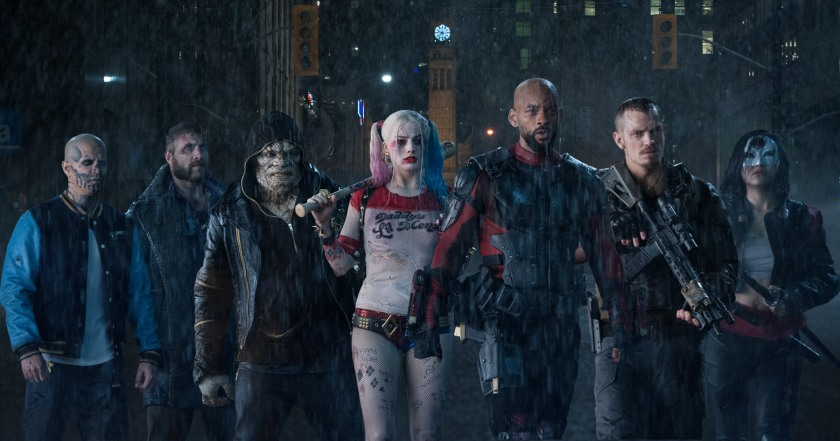 Suicide Squad - Cast