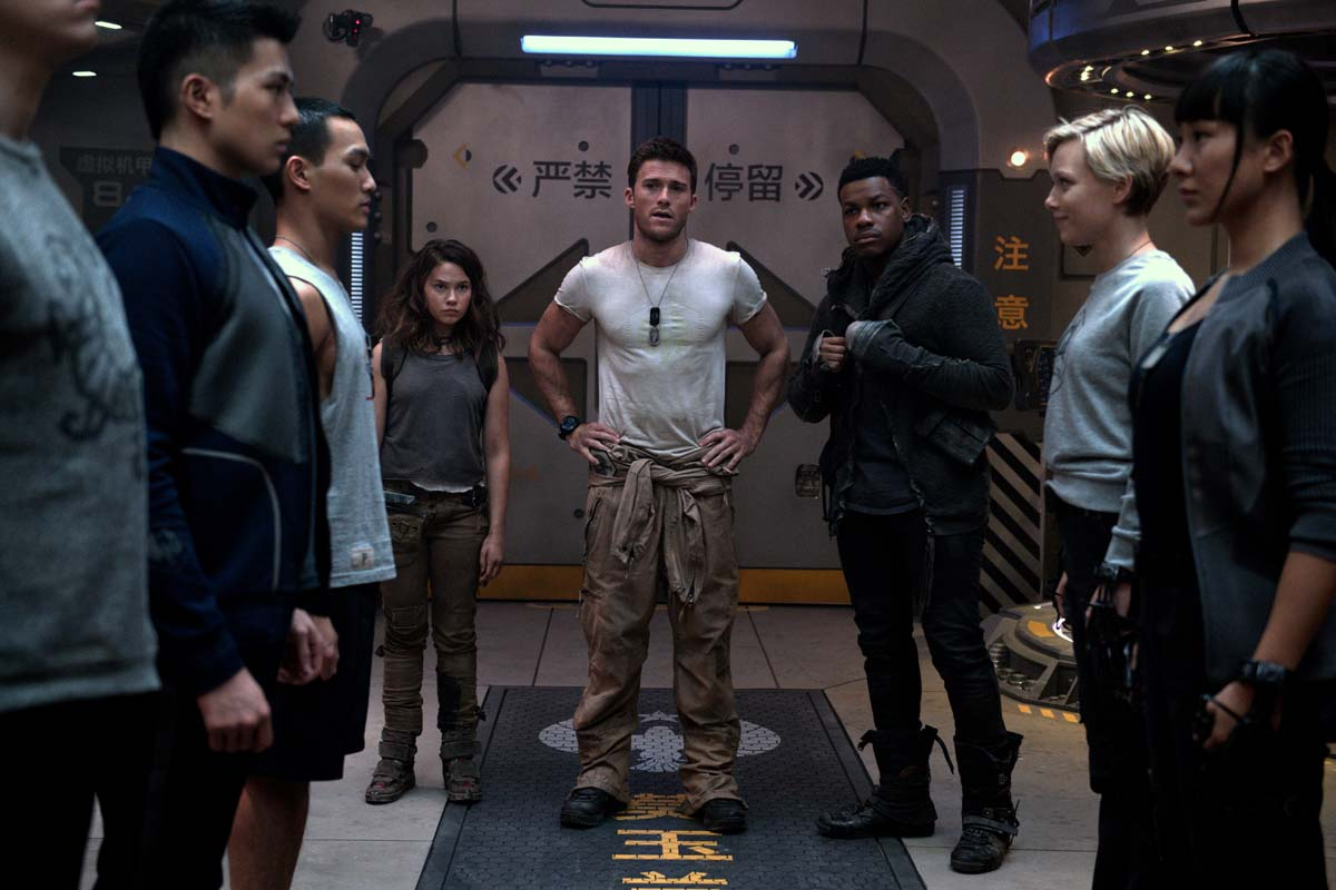 Pacific Rim Uprising 2018 Consumed By Film